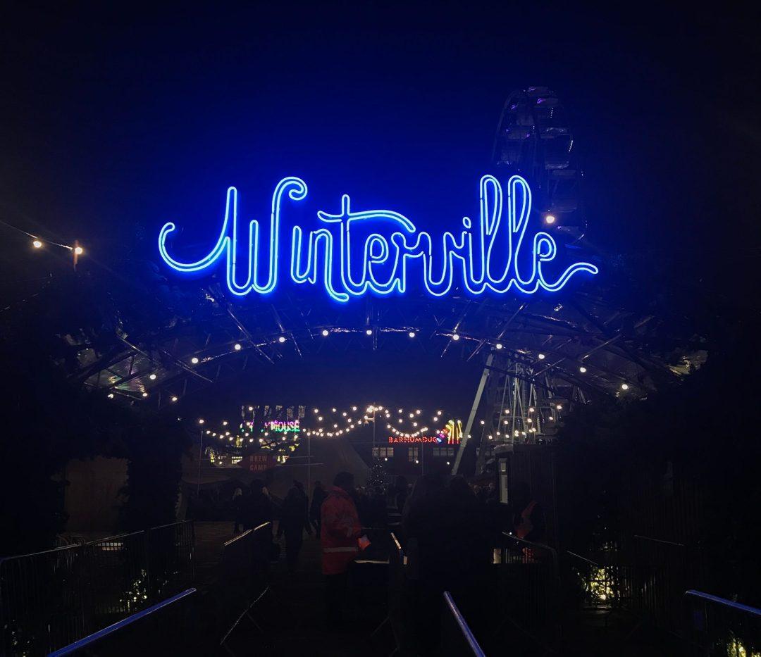 Winterville – London's Alternative Festive Experience