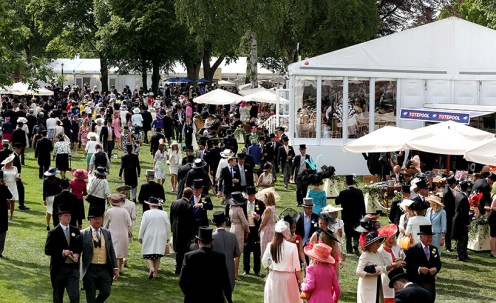 Photo from Ascot Racecourse Website