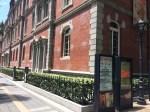 丸の内ー三菱一号館美術館 Cafe1894で優雅なランチタイム
