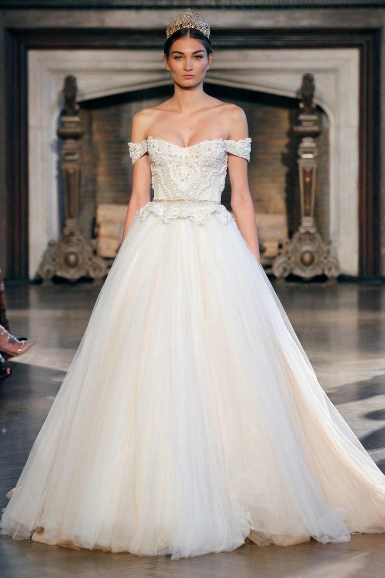 Wedding Gown - Inbal Dror
