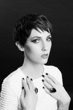Black and White 1 & 2 - Liliana Zaharia