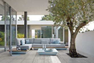 Designer Garden Furniture to Inspire a New Spring Look - Manutti Air Collection