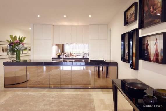 Stunning Designer Kitchen In Australia