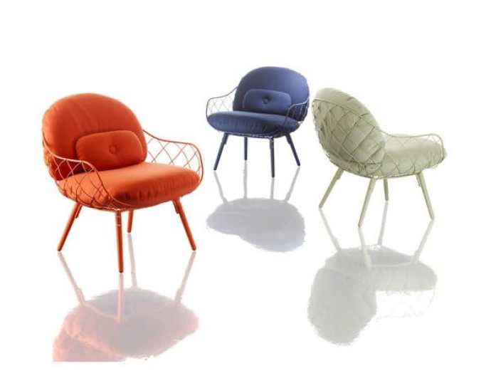 Designer Garden Furniture to Inspire a New Spring Look - Magis Pina Outdoor Lounge Chair