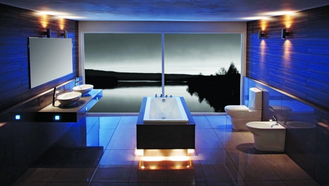Modern Bathroom Trend for 2015 - Rak Infinity uite
