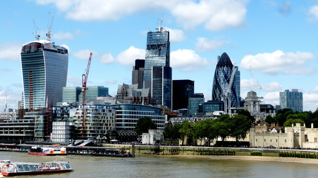 Five Reasons to Run Your Business from London - City Of London