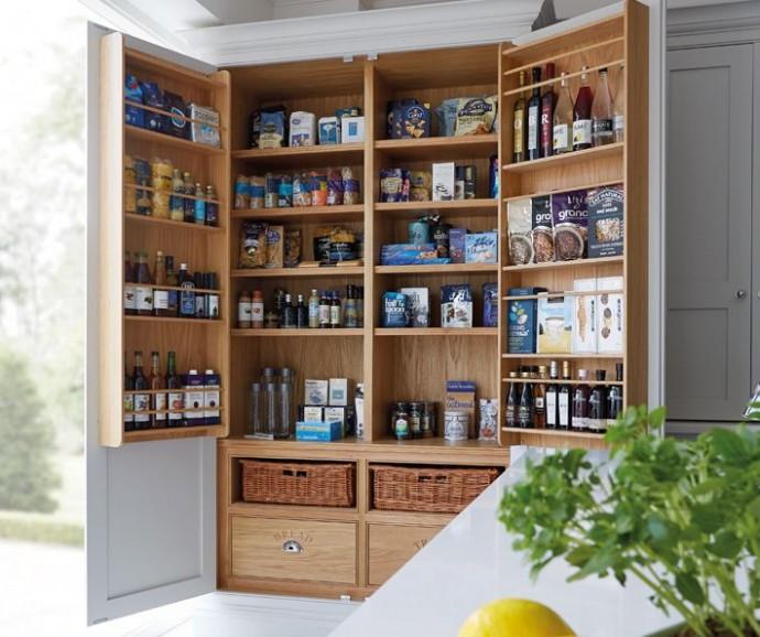 Bespoke Wooden Designer Kitchen