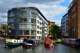 How to style your home to sell - Ice Wharf / King's Cross - By George Rex