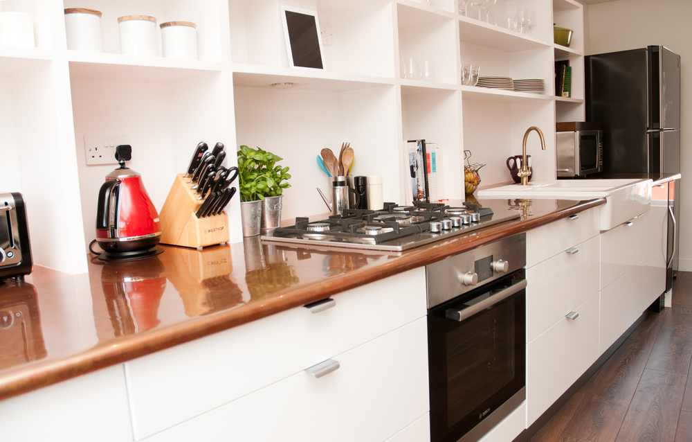 How to Choose Your New Kitchen Worktop - Cooper Worktops By Tipfords