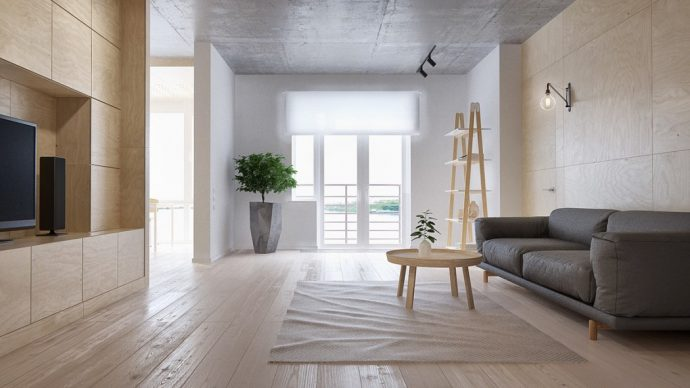 Modern and Minimal: The Short Guide For Your Apartment - Minimalist Apartment