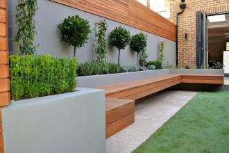 Add Garden Colour with Plants and Paint - Image By rhsblog.co.uk