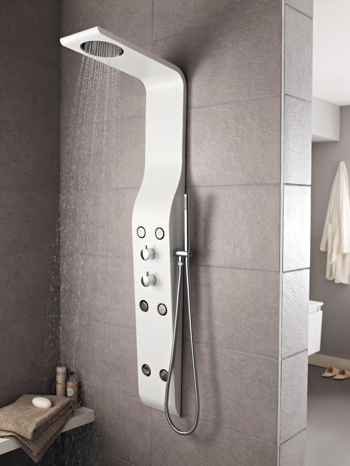 The Main Benefits of Shower Tower Installation - From usa.hudsonreed.com