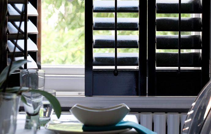 London Architectural Styles, Facades and Interiors Uncovered - Image From LondonShutters.co.uk