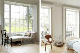 Sash Window Decoration