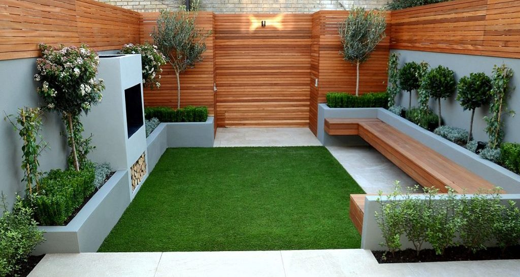 Making The Most Of A Small Garden