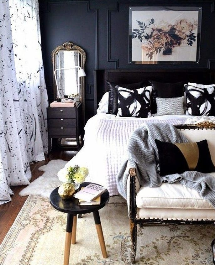 How to decorate your bedroom for a better night's sleep