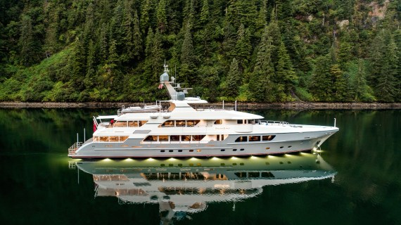 Endless Summer – A Superyacht Designed for Luxurious Adventures at Sea