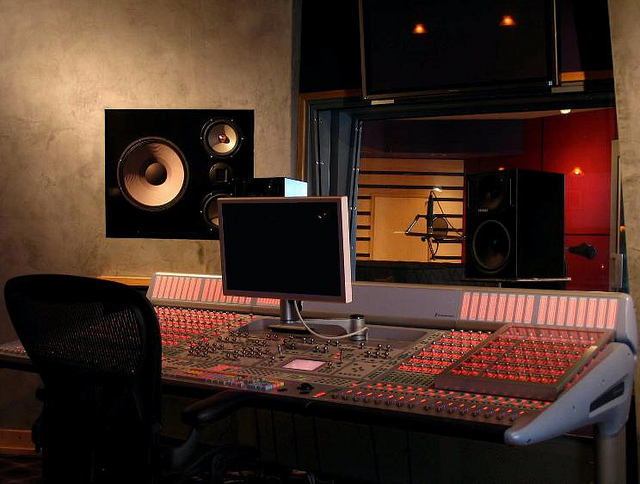 Top 5 Basement Conversions - Music Room & Recording Studio