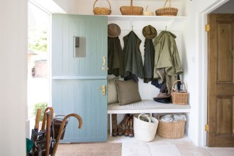 4 Key Elements For Designing The Perfect Boot Room - Image From The English Home
