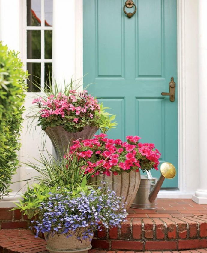 Clever Tricks To Improve Your Outdoor Space - Front Garden