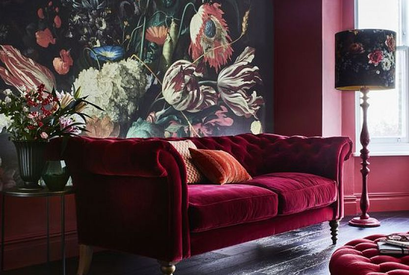 Your Guide For An Autumn Interiors Refresh - Image Via Carpet Right