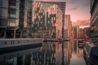 3 Alternative Ways To Live In London - Little Venice in Regent's Canal London