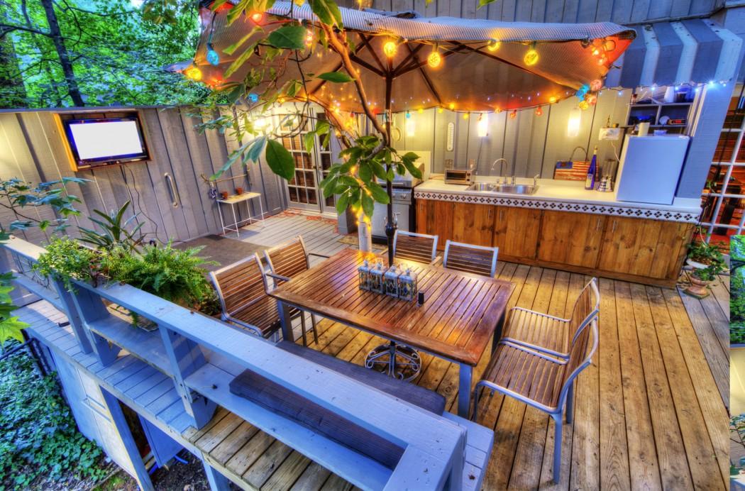 Garden Party, Decking, Garden Furniture