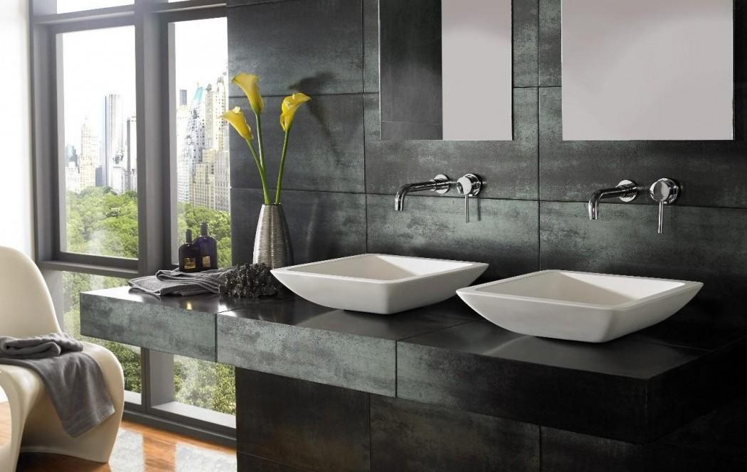 Stone Resin Sink. Image Via clickbasin.co.uk