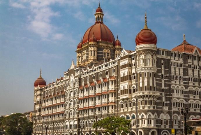The Taj Mahal Palace – Mumbai