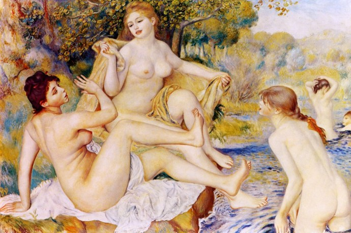 Renoir -The Large Bathers