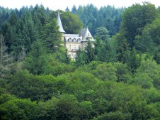The Chateau of Chastagnol