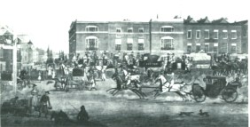 Elephant and Castle Tavern and Tollgate