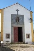The Church of Nossa Senhora da Alegria