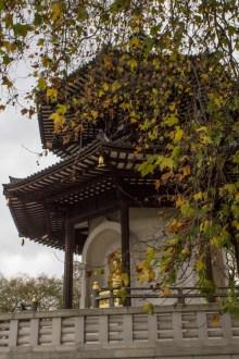 The Peace Pagoda, Battersea Park