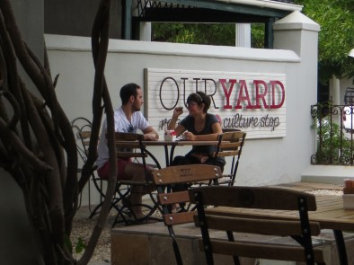 The Courtyard Cafe, Graaff Reinet