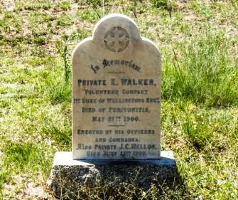 President Brand Cemetery, Bloemfontein