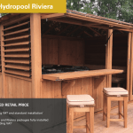 Hot Tub Buildings Range At The London Essex Group