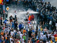 Dosarul violențelor din 10 august de la București a fost clasat de procurori