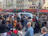Gara de Nord din Paris a fost evacuată în urma unei alerte cu bombă