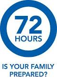 72hrs Is your family prepared?