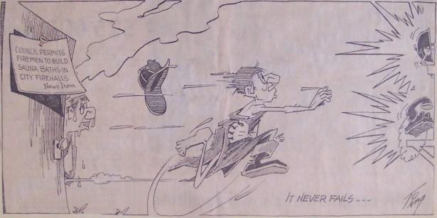 Ting Editorial Cartoon
