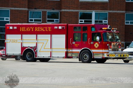 (Photo courtesy of Hooks & Halligans Fire Photography)