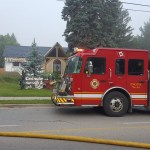 West end house fire under investigation
