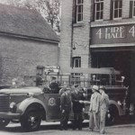First Pumper Truck