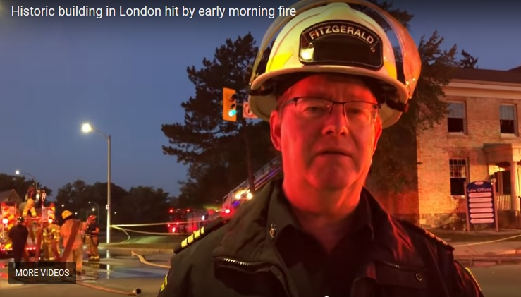 Assistant Deputy Chief Fitzgerald - London Free Press