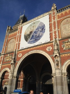 We didn't visit the Rijksmuseum, but hear that it's great!