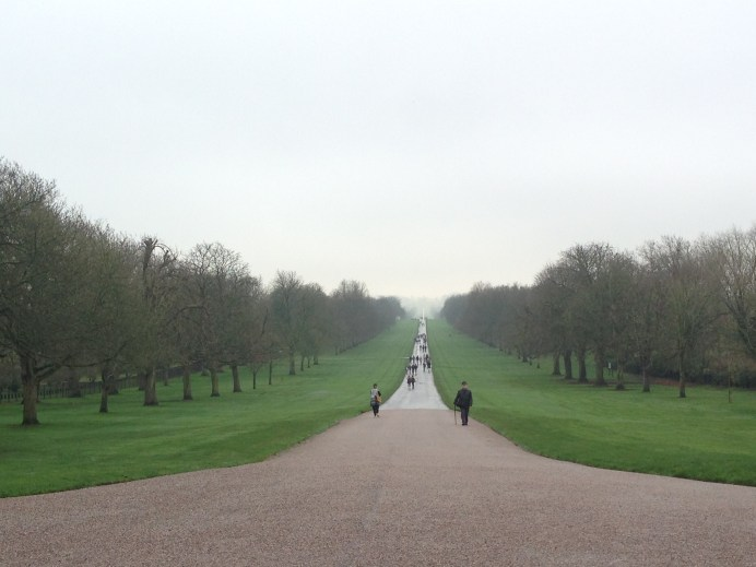The Long Walk.
