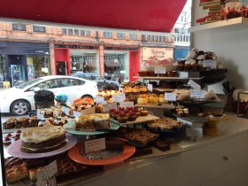 Ottolenghi desserts. Always pick more than one.