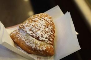 Sfogliatella- sweet ricotta pastry