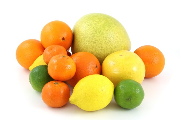 Fruits provide vitamins that help in sunburn fight